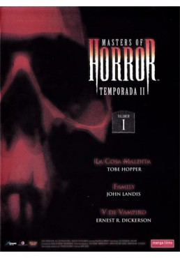 Masters Of Horror : Temporada II - Vol. I