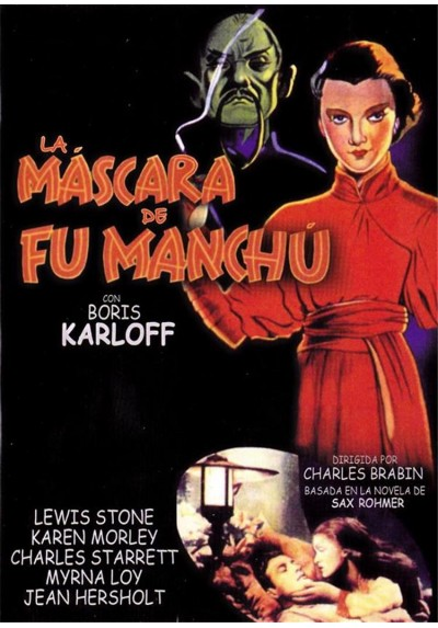 La Mascara De Fu Manchu (The Mask Of Fu Manchu)