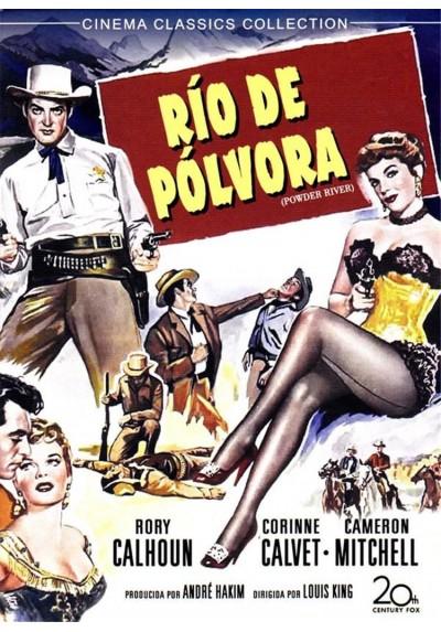 Rio De Polvora (Powder River)