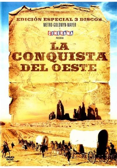 La Conquista Del Oeste (Ed. Especial) (How The West Was Won)