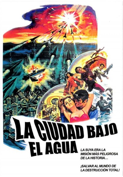 La Ciudad Bajo El Agua (City Beneath The Sea)