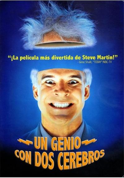 Un Genio Con Dos Cerebros (The Man With Two Brains)