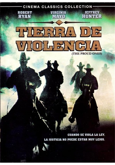 Tierra De Violencia (The Proud Ones)
