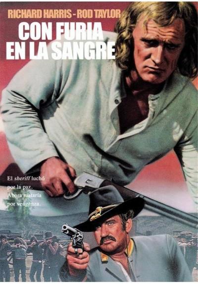 Con Furia En La Sangre (The Deadly Trackers)