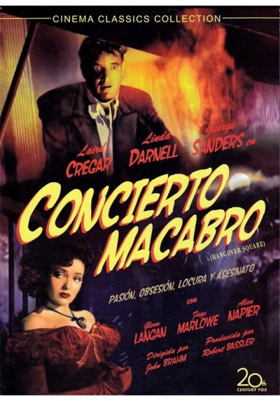 Concierto Macabro (Hangover Square)