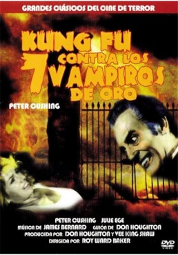 Kung Fu Contra Los 7 Vampiros De Oro (The Legend Of The 7 Golden Vampires)