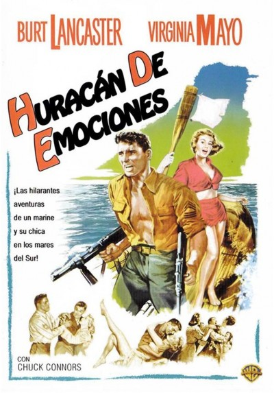 Huracan De Emociones (South Sea Woman)