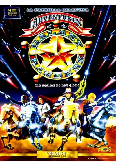 Las Aventuras de los Guardianes de la Galaxia (The Adventures of the Galaxy Rangers)