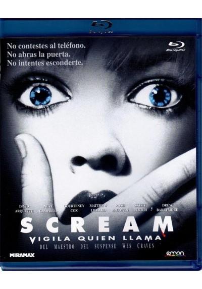 Scream : Vigila Quien Llama (Blu-Ray)