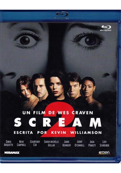 Scream 2 (Blu-Ray)