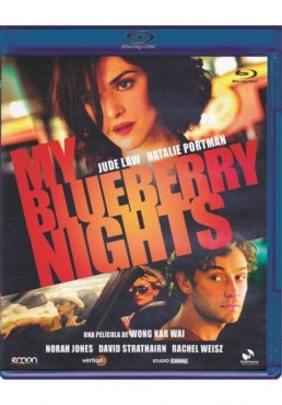 My Blueberry Nights (Blu-Ray)