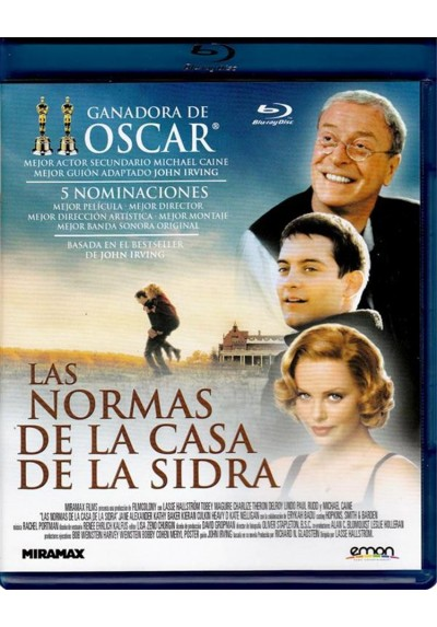 Las Normas De La Casa De La Sidra (Blu-Ray) (The Cider House Rule)