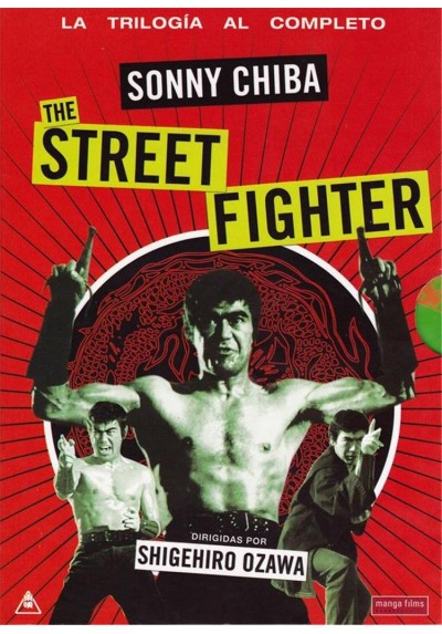 The Street Fighter (Pack)
