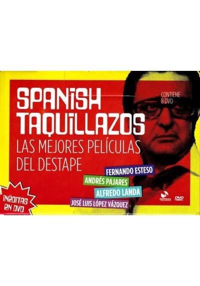 Spanish Taquillazos (Maleta)