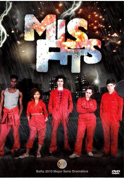Misfits - Primera Temporada