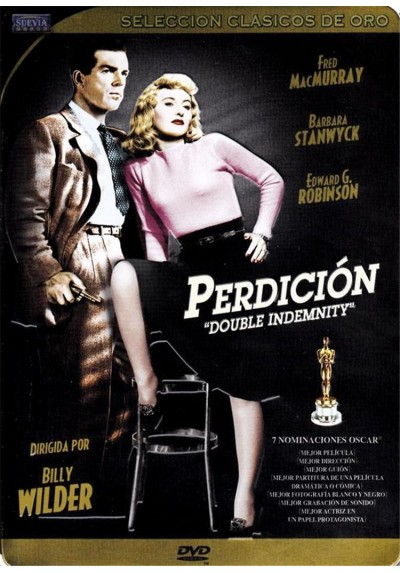 Perdicion (Double Indemnity)