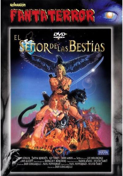 El Señor De Las Bestias - Coleccion Fantaterror (The Beastmaster)