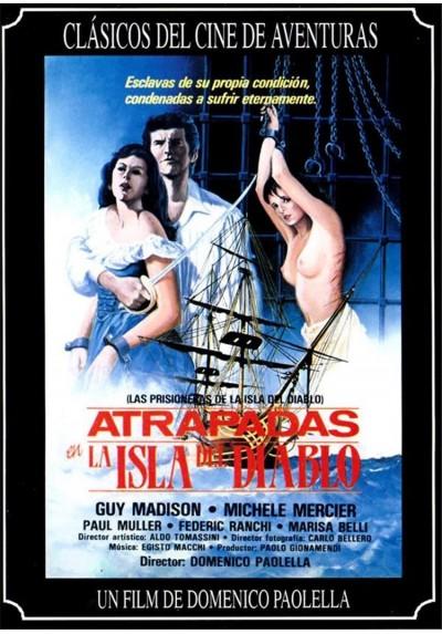 Atrapadas En La Isla Del Diablo (Le Prigioniere Dell´ Isola Del Diavolo)