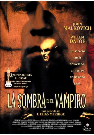 La Sombra Del Vampiro (Shadow Of The Vampire)