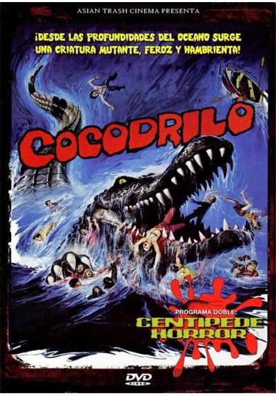 Cocodrilo / Centipede Horror