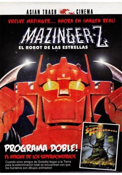 Mazinger Z : El Robot De Las Estrellas / El Ataque De Los Supermonstruos