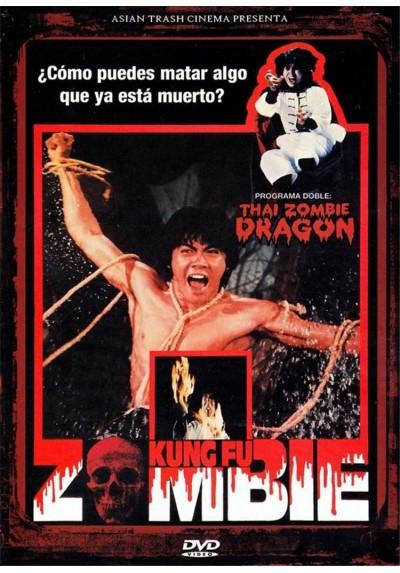 Kung Fu Zombie / Thai Zombie Dragon