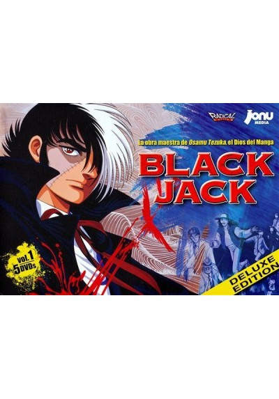 Black Jack - Vol 1 (Deluxe Edition)