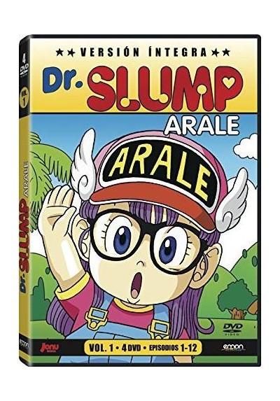 Dr. Slump - Vol. 1 (Dr. Surampu Arale-Chan)