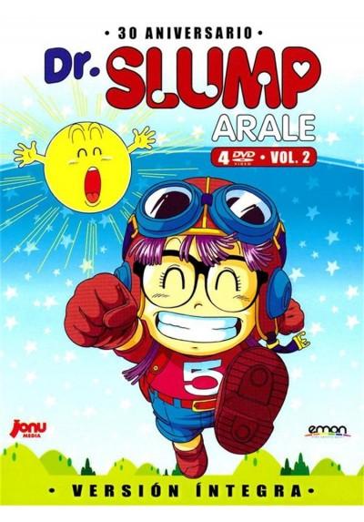 Dr. Slump - Vol. 2 (Dr. Surampu Arale-Chan)