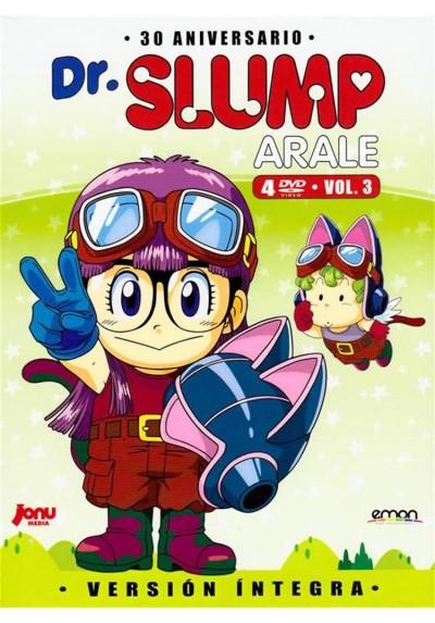 Dr. Slump - Vol. 3 (Dr. Surampu Arale-Chan)