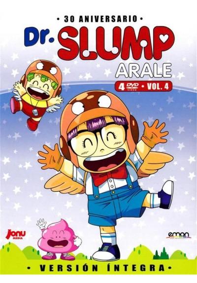 Dr. Slump - Vol. 4 (Dr. Surampu Arale-Chan)