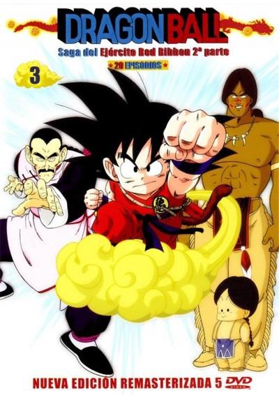 Dragon Ball : Saga Del Ejercito Red Ribbon (2ª Parte) - Vol. 3