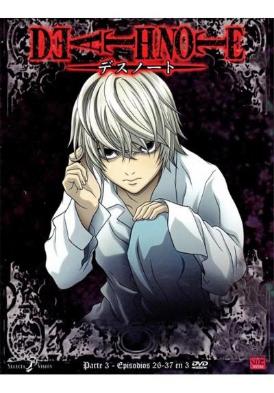 Death Note - 3ª Temporada