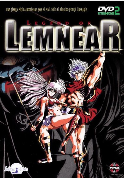 Legend Of Lemnear (Estuche Slim)
