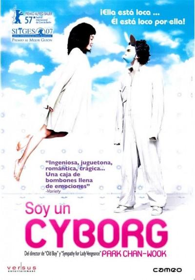 Soy Un Cyborg (Saibogujiman Kwenchana)