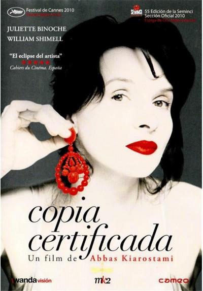 Copia Certificada (Copie Conforme)