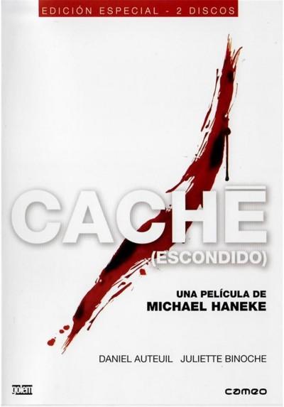 Cache (Escondido) (Ed. Especial)