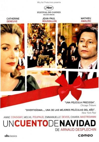 Un Cuento De Navidad (Un Conte De Noël)