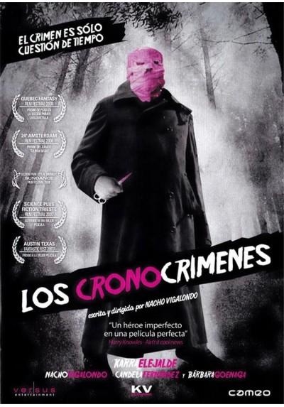 Los Cronocrimenes