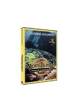 National Geographic : Momias Incas, Secretos De Un Imperio Perdido