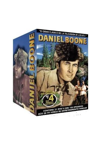 Daniel Boone - Temporadas 1-4
