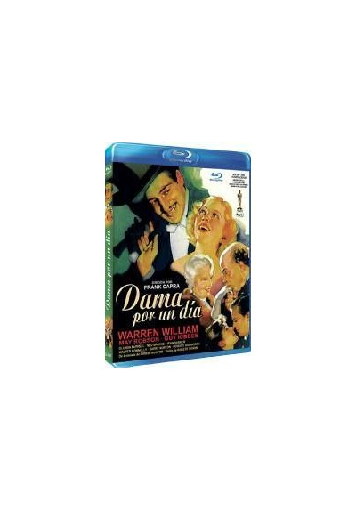 Dama Por Un Dia (Blu-Ray) (Lady For A Day)