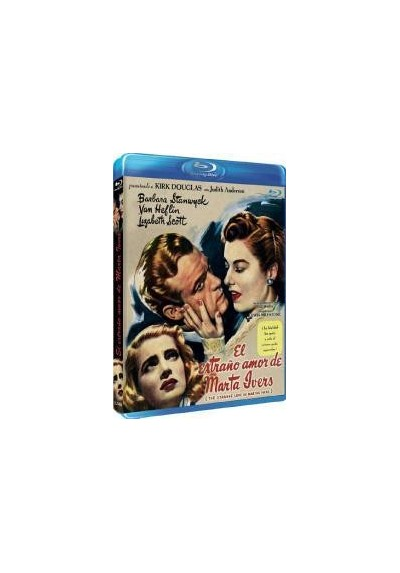 El Extraño Amor De Martha Ivers (Blu-Ray) (The Strange Love Of Martha Ivers)