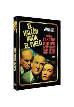 El Halcon Inicia El Vuelo (The Falcon Takes Over)