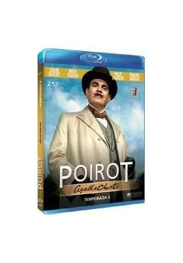 Agatha Christie - Poirot - 6ª Temporada (Blu-Ray) (BD-R)