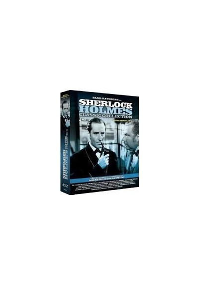 Sherlock Homes : Classic Collection (Blu-Ray) (Pack)