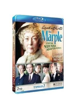 Agatha Christie (Miss Marple) - Cuatro Nuevas Adaptaciones (Temporada 2) (Blu-Ray)