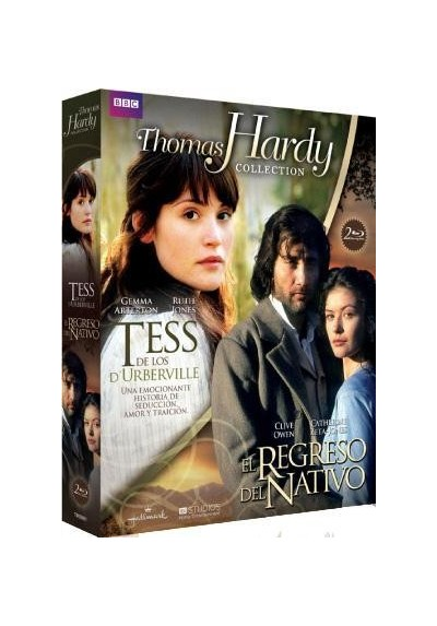 Thomas Hardy (Pack) (Blu-Ray)