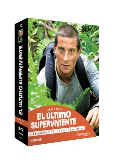 El Ultimo Superviviente - Temporadas 1 Y 2 (Pack)