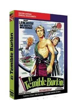 El Temible Burlon + Bso Original (The Crimson Pirate)